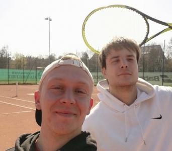 Faszination Tennis - Neues TCH Trainerteam